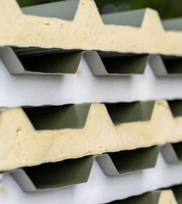 SkyClad Ltd Ireland Composite Insulated Panels Insulation Cladding PIR
