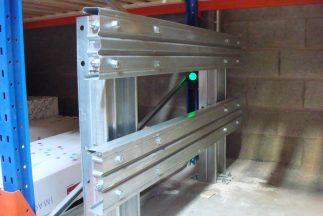 SkyClad Ltd Ireland Modular Safety Rail Barrier