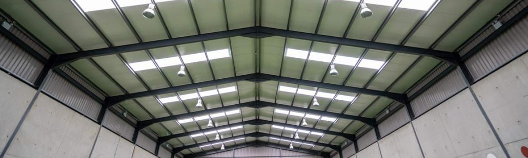 SkyClad Ltd Ireland Roof Lights