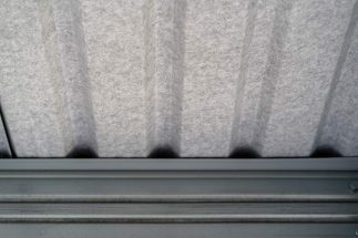 SkyClad Box Profile Anti Condensation Barrier for Extra Weather Protection