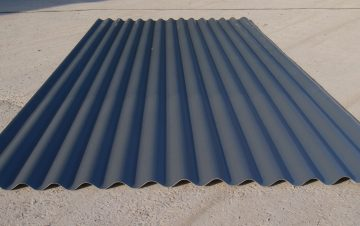 Corrugated Roof and Wall Cladding Sheeting
